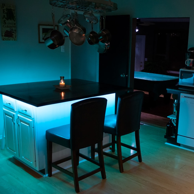 LED Bar and Island Lighting - Contemporary - Kitchen - st louis - by Super Bright LEDs