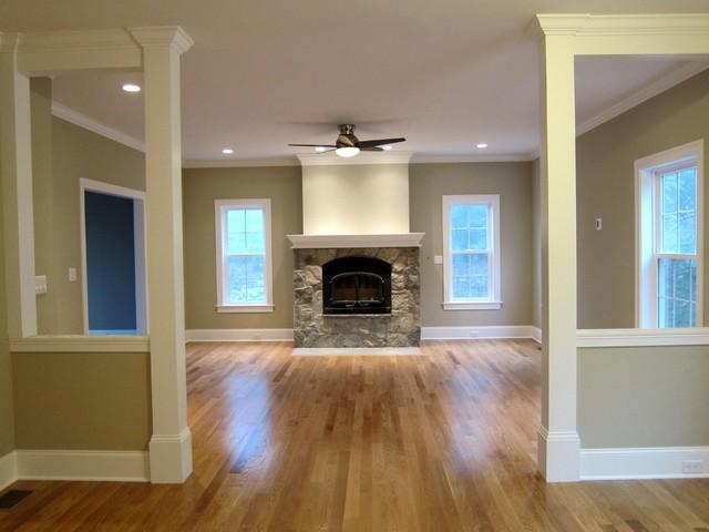 Advantage Contracting Portfolio Family Room Bridgeport By Advantage Contracting