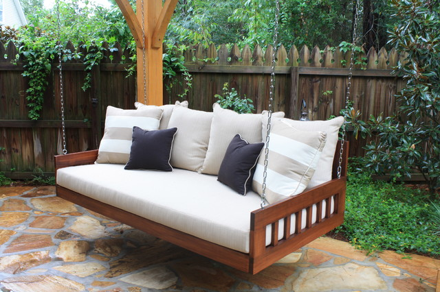 Traditional Bedswing by Southern Komfort Bedswings  : traditional garden furniture from www.houzz.co.uk size 640 x 426 jpeg 115kB