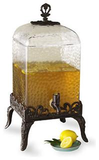 Vintage-Style Beverage Dispenser traditional-beverage-dispensers