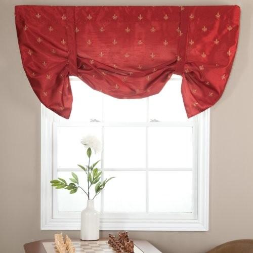 Fleur De Lis Curtains For Kitchen Fleur De Lis On