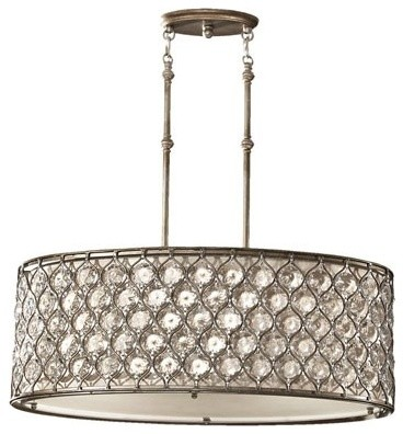 Lucia 3 Light by Murray Feiss contemporary ceiling lighting