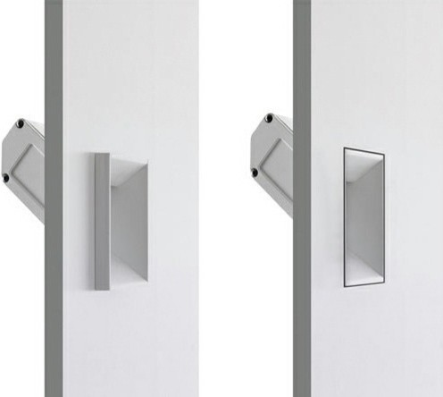 Wall Sconces Recessed : Elementi E03 Recessed Wall Lamp Sconce By Luceplan Lighting - Modern - Wall Sconces - by ...