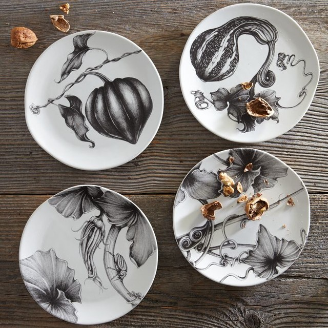 Contemporary Holiday Dinnerware by West Elm