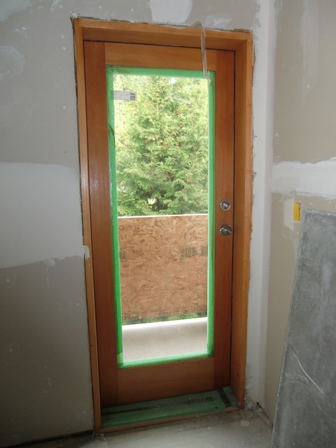 French doors exterior single exterior french door for Single french door exterior