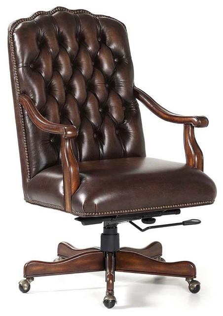 Johnson Swivel Tilt traditional-office-chairs