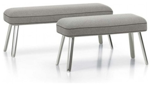Vitra | Repos Panchina - Large Bench modern-indoor-benches