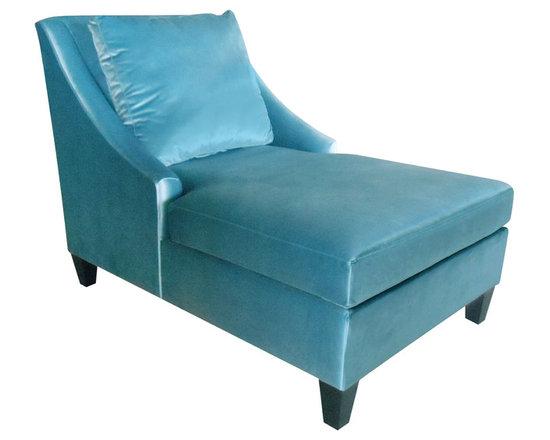 My Chic Nest: Chaise -
