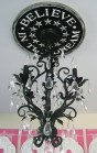 Ceiling Medallion by Marie Ricci eclectic-chandeliers