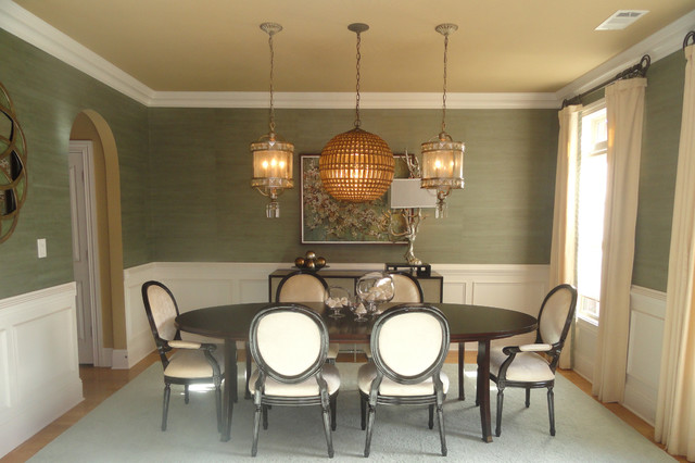 Modern Formal Dining Roomsghantapic