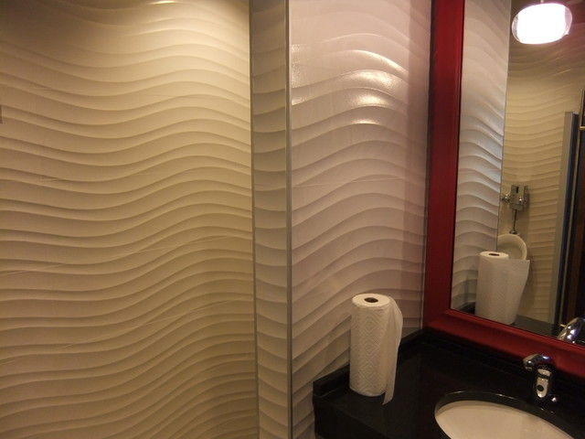 Qatar Nacar contemporary bathroom tile