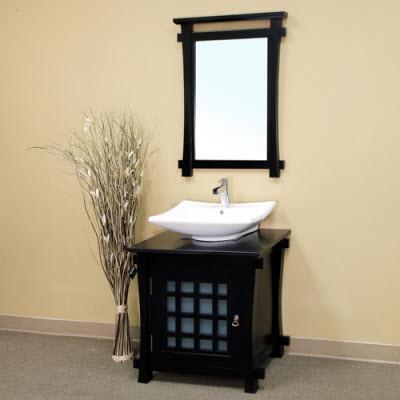 Bellaterra Home Bathroom Vanities traditional-bathroom-vanities-and-sink-consoles