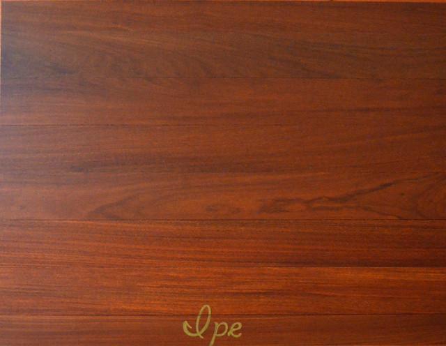Ipe brazilian walnut solid exotic hardwood flooring for Unfinished brazilian walnut flooring