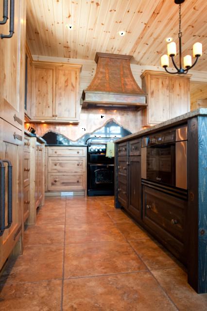 Cottage Kitchen Renovation kitchen