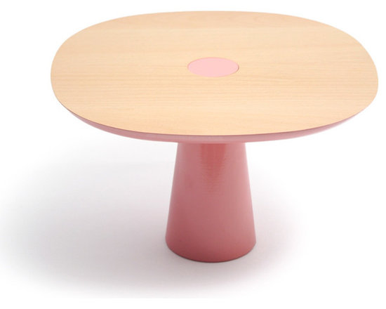Arbour Cake Stand, Pink -