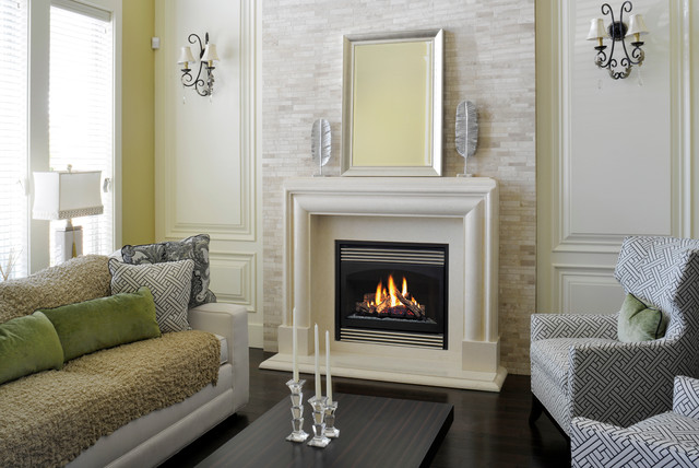 Dynasty Fireplaces Finished Project contemporary