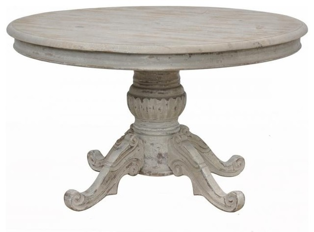 Classic Home Furniture Valmont 51 3 Leg Round Table
