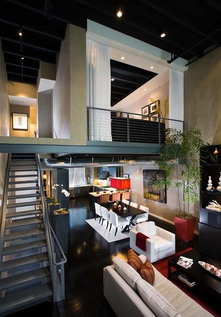 Loft contemporary