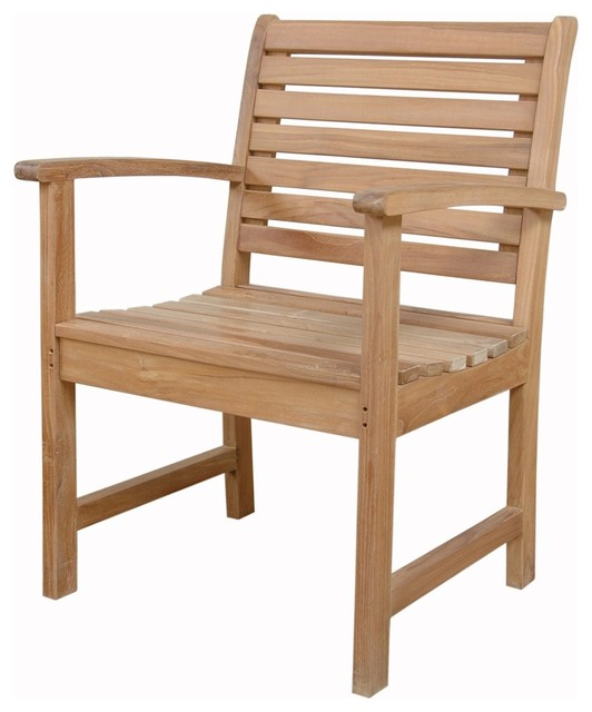 Victoria Dining Armchair contemporary-outdoor-chairs