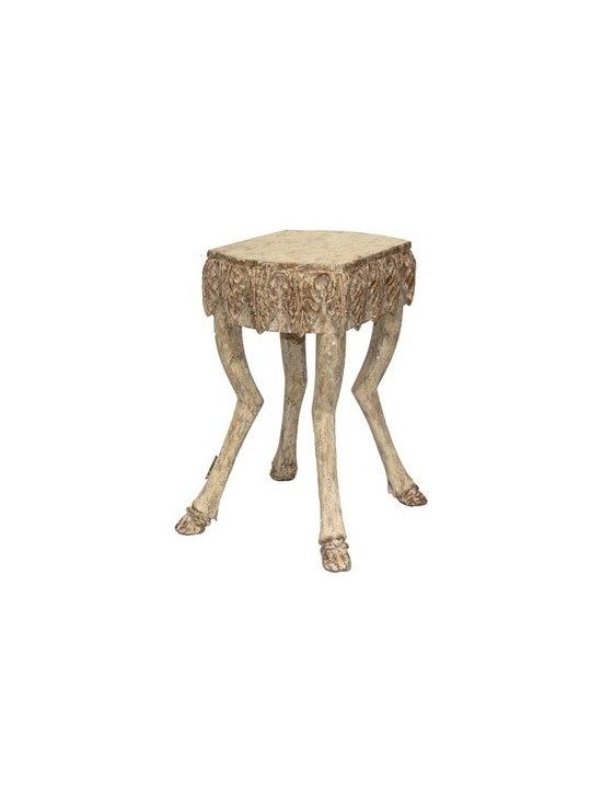 Shabby Chic Living - Bliss Studio Stag Leg Accesnt Table