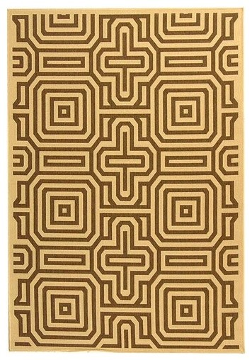 Courtyard Rug modern-rugs