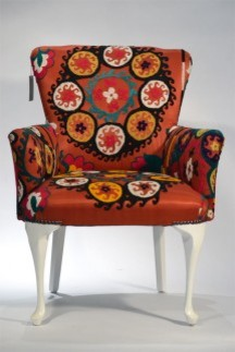 fenton&fenton Suzani chair accent-chairs