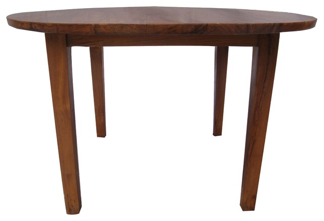 Marx Dining Table Reclaimed Teak Wood Modern Dining