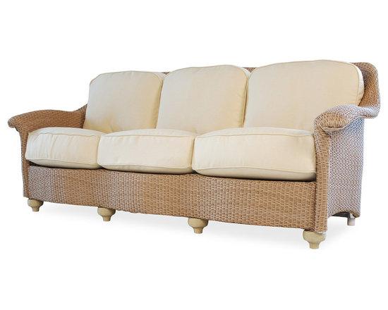 Lloyd Flanders Oxford Sofa -