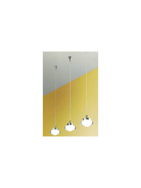 Ony S Pendant Lamp By Leucos Lighting - Ony S Pendant Lamp from Leucos Lighting has an old world charm but yet a modern industrial appeal.