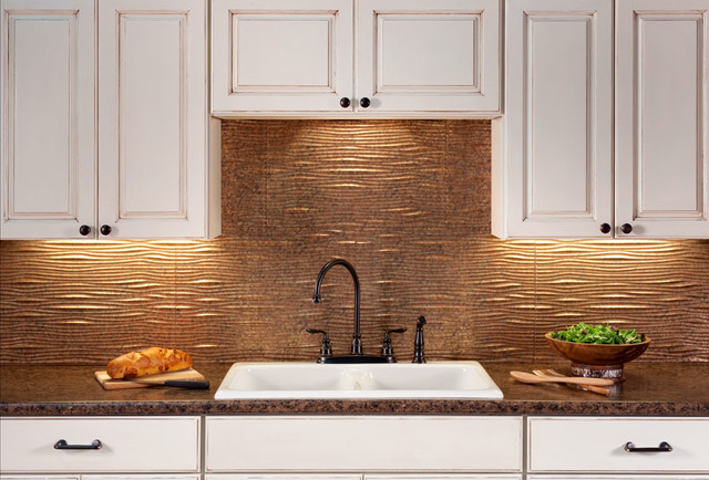 Modern Backsplash Styles Tile Other Metro