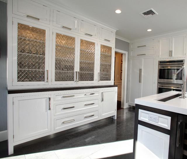 Rye Transitional transitional-kitchen