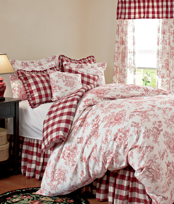 Buffalo Check Reversible Duvet traditional duvet covers