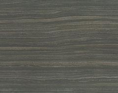 Strand Porcelain Tile - Linear Stone Look - Moro Black - floor tile contemporary-floor-tiles