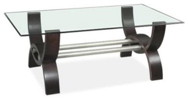 Klaussner Quantam Coffee Table modern-coffee-tables