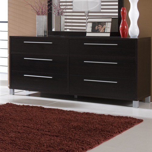 Lexington double dresser modern dressers chests and bedroom armoires