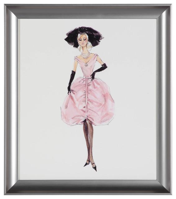 Barbie Blush Becomes Her contemporary-home-decor
