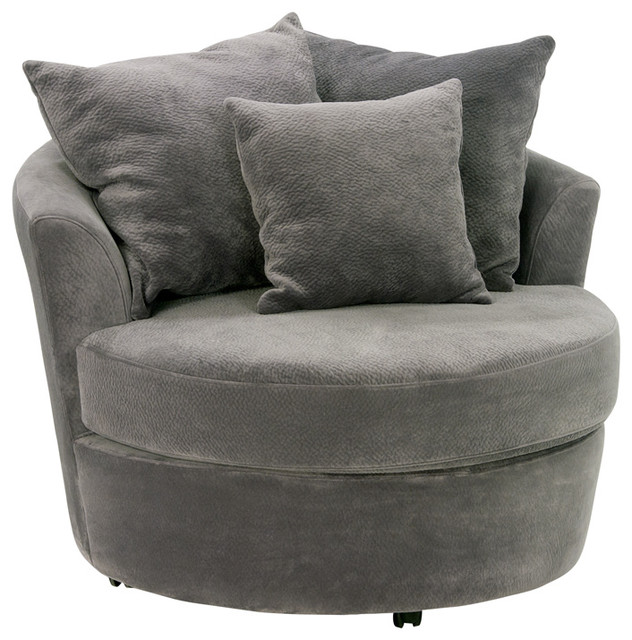 Chapparral Cuddler Swivel Chair