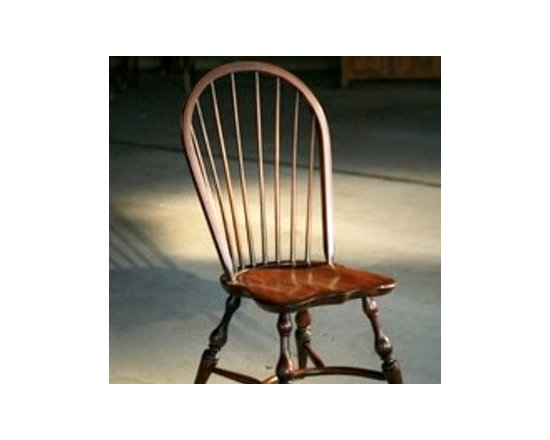 Fine English Windsor Chair - Made by http://www.ecustomfinishes.com