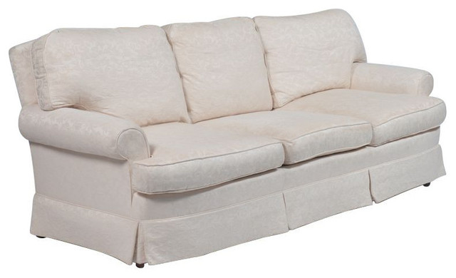 SOLD OUT Down Filled Ralph Lauren Sofa Ready for Rehab Est Retail beach style sofas