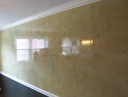 Venetian Plaster Traditional Philadelphia By Luxe Walls Llp