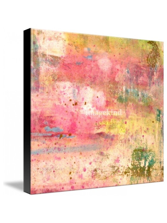 Abstract Canvas -
