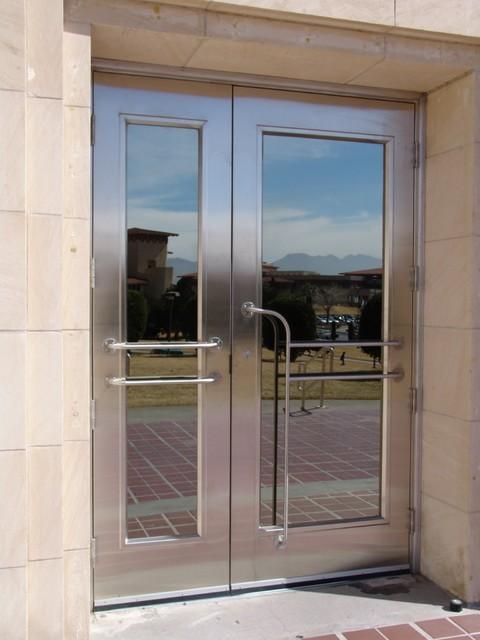 Stainless Doors, Inc. front-doors