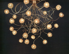 Soffione 24 LT contemporary-chandeliers