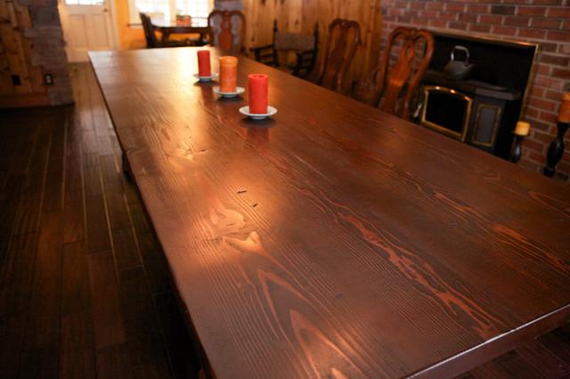 Custom Woodwork dining-tables