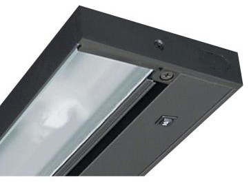 Juno Pro-Series 22 in. Black Under Cabinet Xenon UPX322-BL contemporary-ceiling-fans