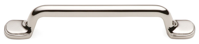 B1-5-PN polished nickel Classic Suite cabinet handle traditional-cabinet-and-drawer-handle-pulls