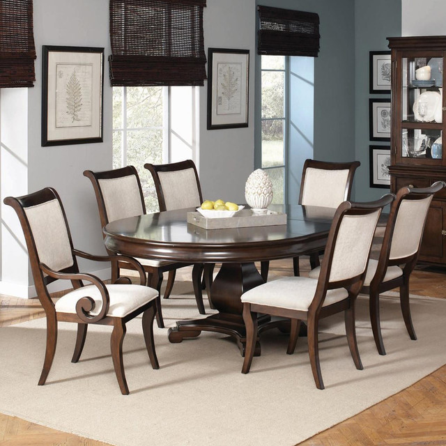 harris dining table and chairs traditional dining