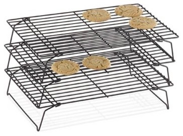 Wilton Indulgence Three-Tier Cooling Rack modern-cooling-racks