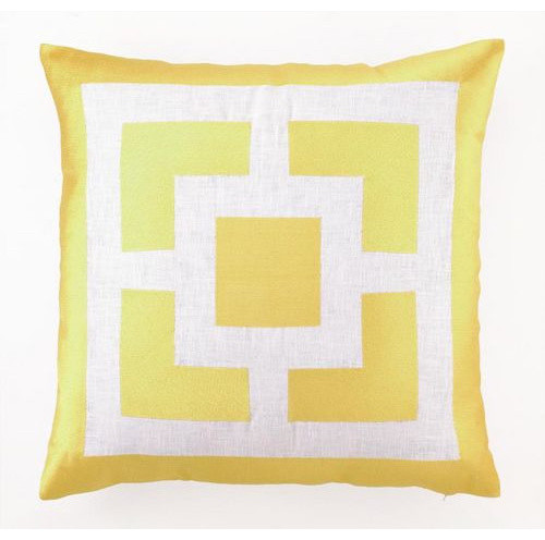 Palm Springs Block Pillow modern-decorative-pillows