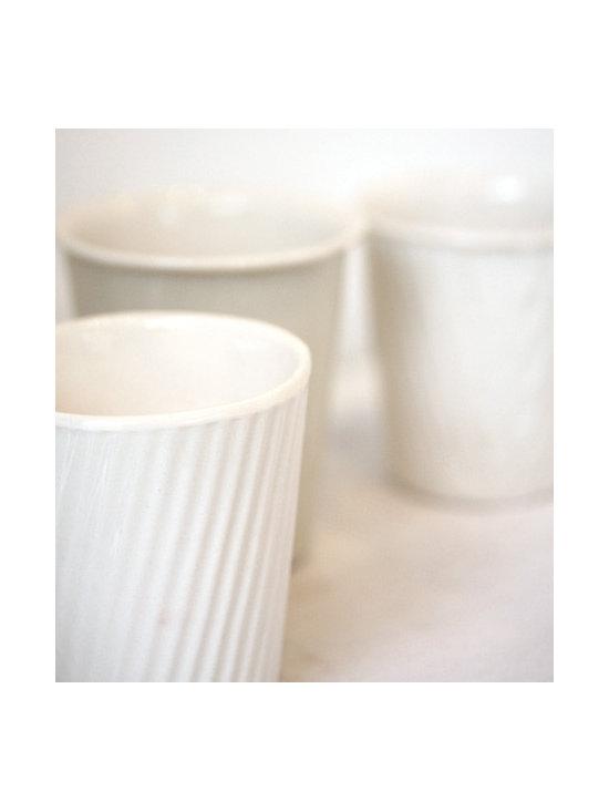 Ceramic Latte Cups -